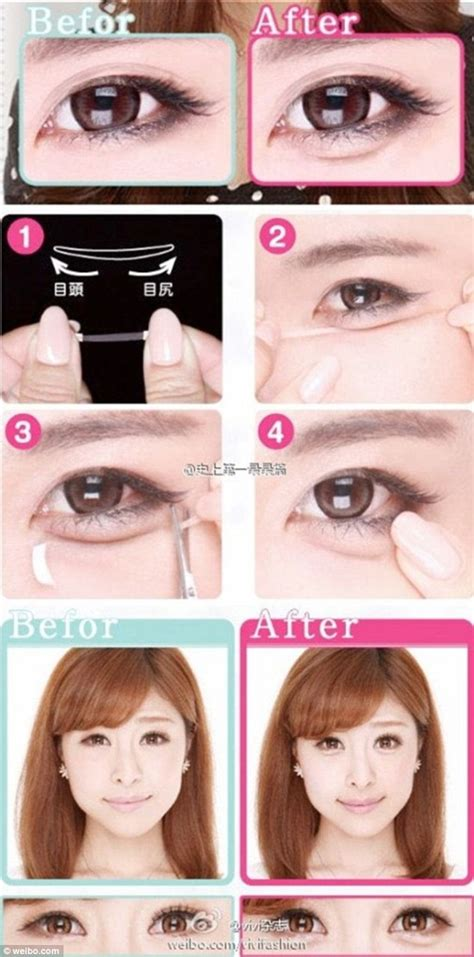online tutorial korean bigger eye bags new korean trend for puffy eyes aegyo sal