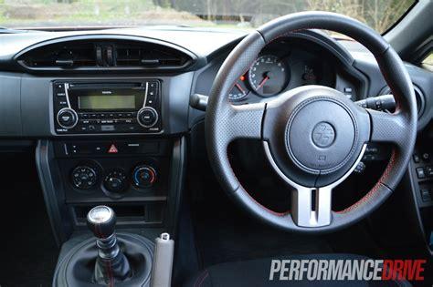 Toyota Gt Interior by 2012 Toyota 86 Gt Interior