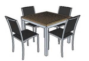 sketchup components 3d warehouse furniture modern outdoor
