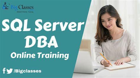 online training sql online training sql server dba online training sql server dba tutorial