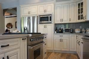 antique white rta cabinets