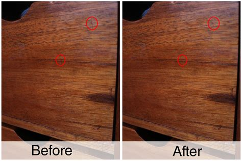 Dining Table Ideas by How To Seal Wood Scratches With A Walnut 5 Steps With