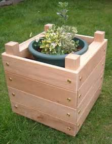 Diy Planter Box Plans by 12 Outstanding Diy Planter Box Plans Designs And Ideas