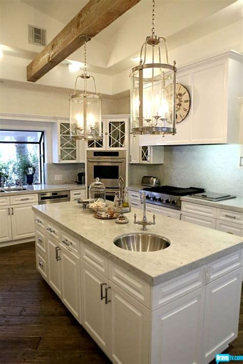 Richards Kitchen kyle richards kitchen glam homes