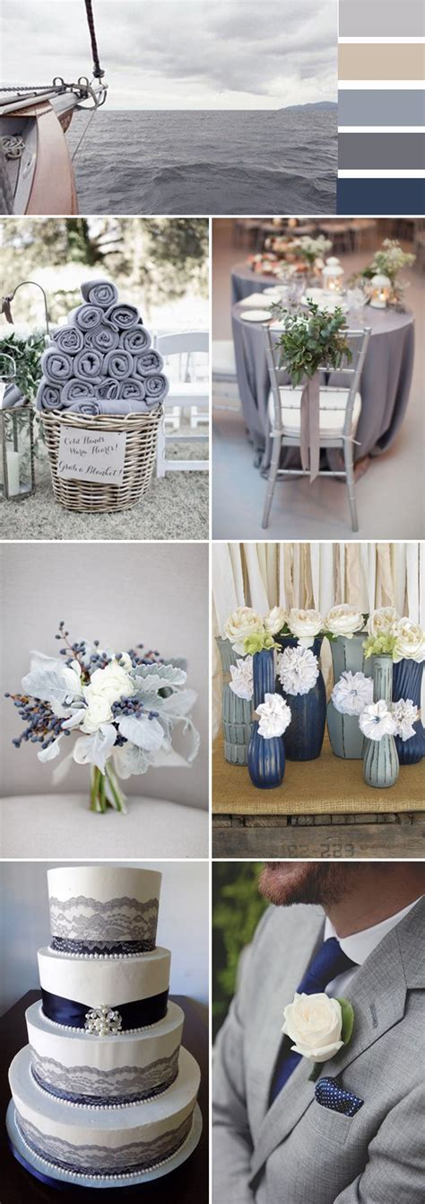 Top 10 Wedding Color Ideas for 2017 Spring ? Stylish Wedd Blog