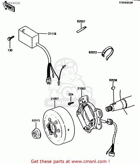 kawasaki kx 80 wiring diagram free wiring