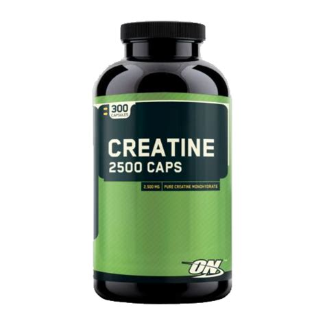 creatine on on creatine 2500 300 capsules whey king supplements