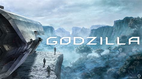 film anime bagus 2017 godzilla animated movie arriving in 2017 concept art released