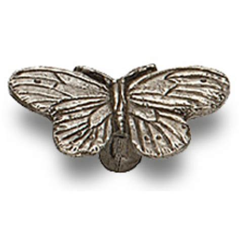 Butterfly Cabinet Knobs by Naturalist Collection Butterfly Cabinet Knob 2 3 8 Wide