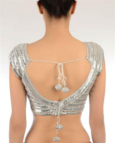 blouse pattern in pinterest omg gorgeous open back choli blouse for saree lehenga