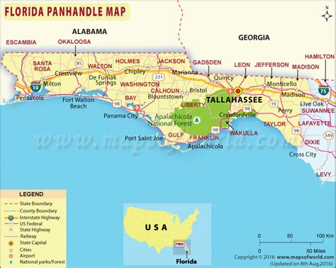 map of the panhandle of florida map of panhandle and west panhandle florida map adriftskateshop