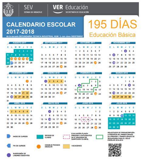 calendario escolar argentina 2017 2018 calendario escolar 2017 2018 e s t industrial y de
