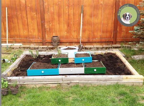 Unique Diy Home Decor 5 Boxes Vegetable Garden Of Repurposed Drawers Bexbernard
