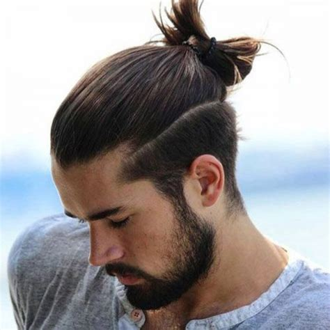 hairstyles long hair tied up top 10 long hairstyles for men in 2018 fantastic88