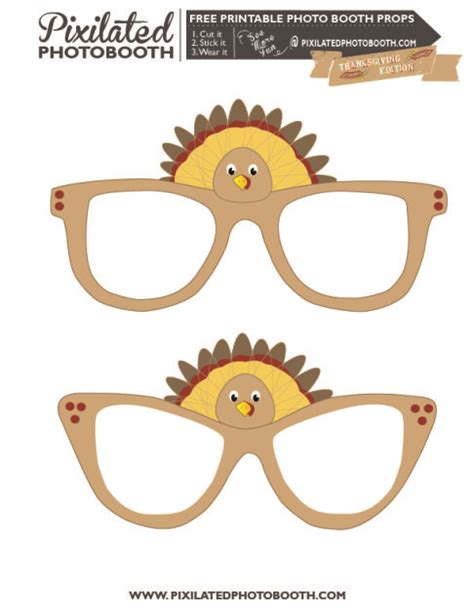 printable photo booth props thanksgiving 17 best images about photo booth printables on pinterest