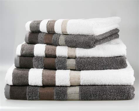 grey and white bath towels cotton towel pictures ibstr