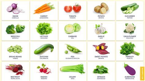 las frutas y vegetales frutas y verduras en ingles www imgkid the image