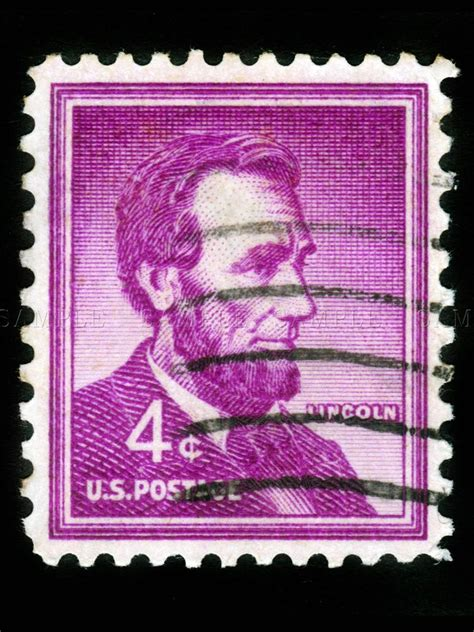 printable poster of u s presidents abraham lincoln vintage postage stamp us philately art