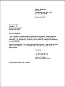 the best business letter formatbusinessprocess