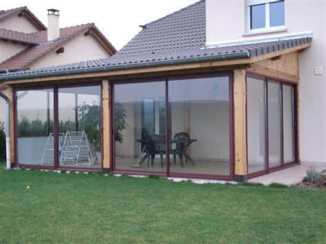 Glass Dormer Fermeture De Terrasse