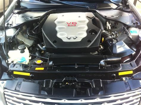 how to put refrigerant in a 2007 infiniti qx56 image gallery 2006 g35 engine