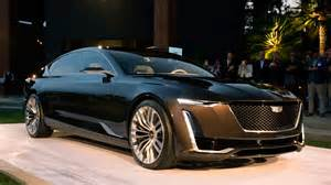Newest Cadillac Cadillac Showed A Concept Of Luxury Escala Autotimesnews