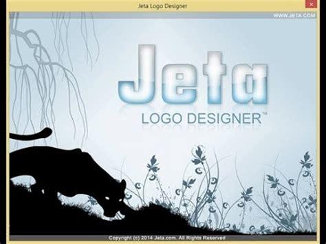 Tutorial Jeta Logo Designer | full tutorial on how to work in jeta logo designer jld