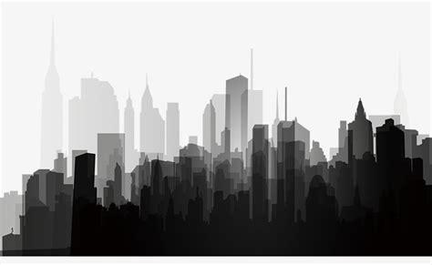 imagenes a blanco y negro de ciudades blanco y negro ciudad silueta blanco y negro ciudad