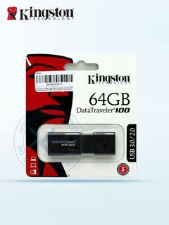 Kingston Dtig4 Dt100g3 64gb Usb 30 memoria flash usb kingston datatraveler 100 g3 64gb usb 3 0 presentaci 243 n en colgador