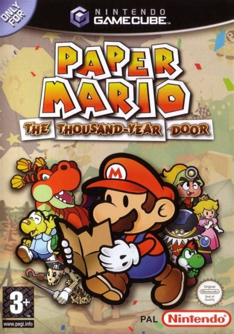Paper Mario Thousand Year Door Walkthrough by Paper Mario The Thousand Year Door Wiki Guide Gamewise