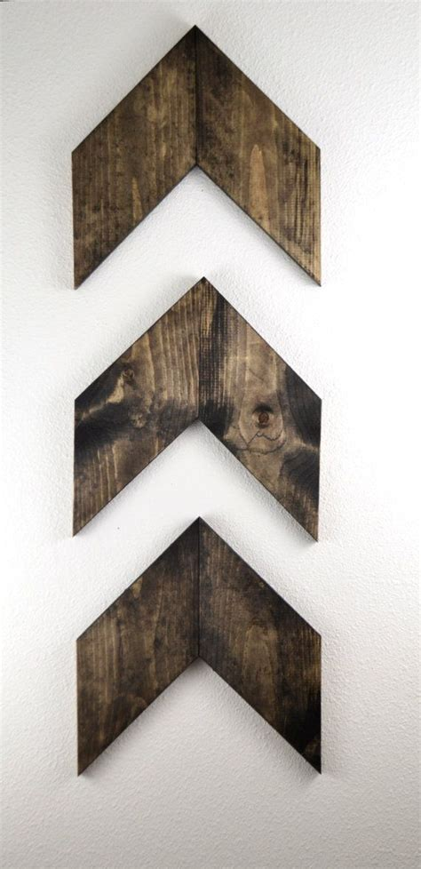 buy rustic decor home chevron wood sign by m home decor on large rustic wood arrows set of 3 wall arrows chevron