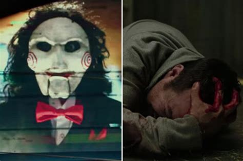 jigsaw film company jigsaw movie trailer terrifying saw 8 torture scenes
