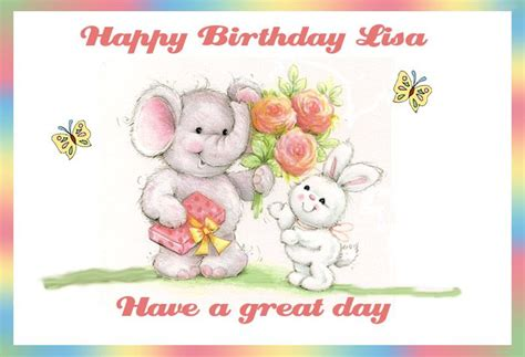 happy birthday lisa mp3 download happy birthday lisa 28165wall gif happy birthday to you