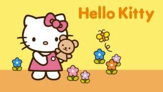 Hello kitty with bunny wallpaper hd 5896 wallpaper wallpaper