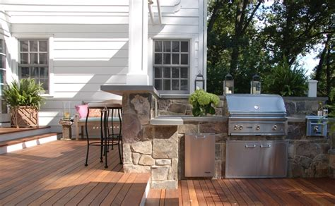 backyard bar bq outdoor barbeque designs patio contemporary with 3 form