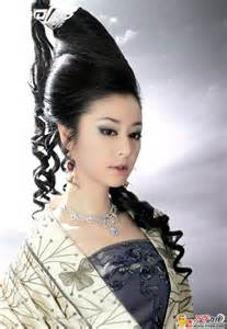 korean s hairstyles ancient drama the chinese fairy tale the fox fairy daji
