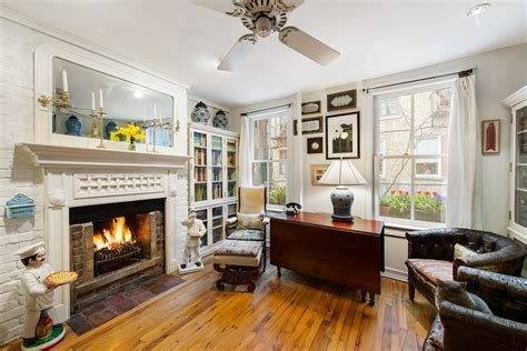 one bedroom apartments in nyc charming back house apartment is a tiny treasure in the