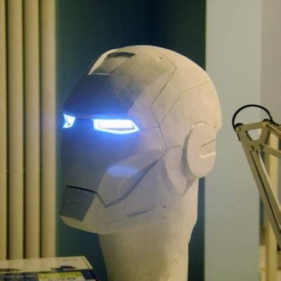 bagaimana cara membuat robot iron man beginilah proses membuat helm iron man 4empat