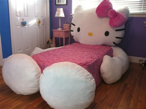 hello kitty beds andpop things i need in my life giant hello kitty bed cover