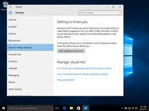 You can turn cortana off by going into the settings tab gt privacy