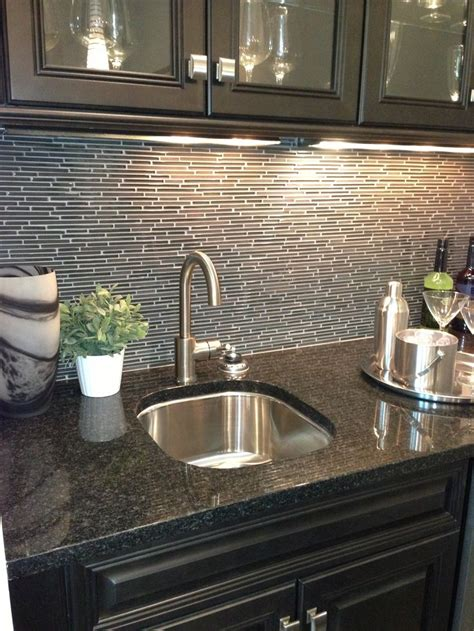 Bar Backsplash Ideas by