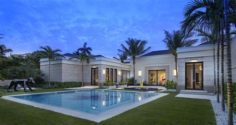 state of the art house designs state of the art palm beach house honored with schuler