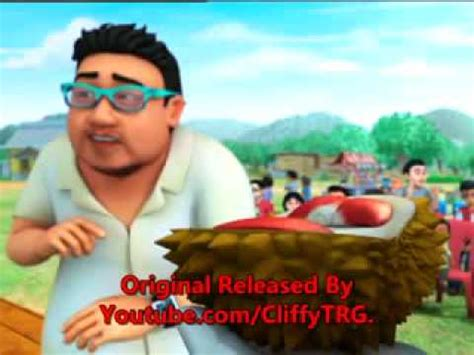 film upin ipin raja buah youtube