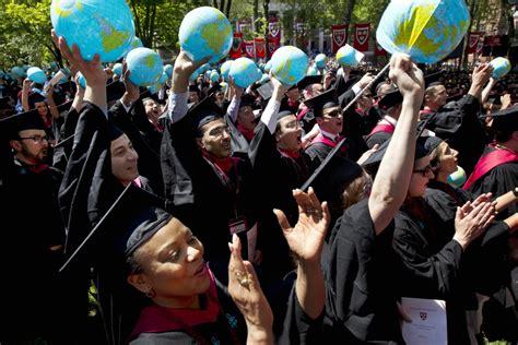 Harvard Mba Graduates 2014 by On This Day Harvard Graduates Class Shareamerica