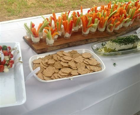Appetizers For Wedding Shower by Appetizers For A Country Wedding S Shower