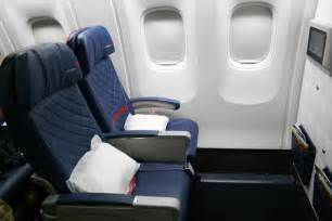 Comfort Seats Delta Review Delta Comfort On A 767 300er Jfk To Madrid