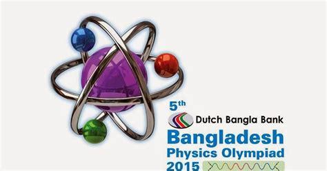 science olympiad bangladesh physics olympiad 2015