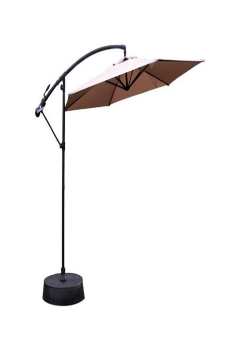 patio umbrella home depot the home depot patio offset umbrella 10 the home
