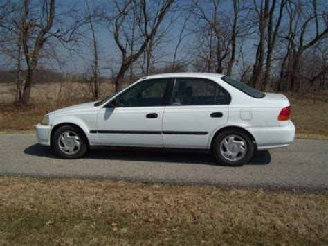 used honda civic cng for sale purchase used 1998 honda civic gx cng compressed