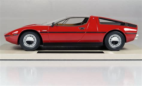 maserati bora top marques collectibles maserati bora 1 18 red top25a